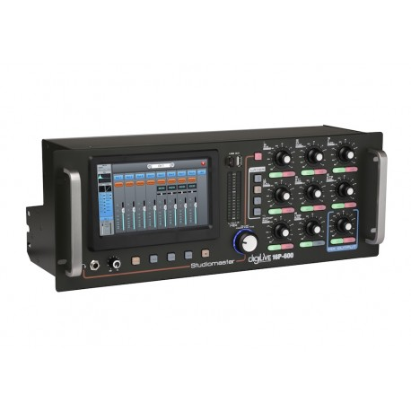 NEW DIGILIVE 16P-600 POWERED 4CH 4X 150 WATTS