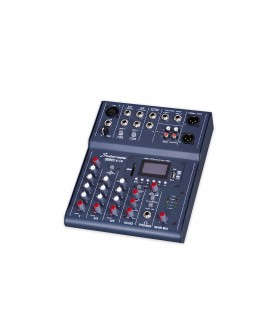 NEW CLUB XS 5 - 3 CHANNEL 5 INPUT MIXER