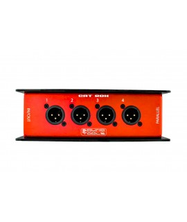 CAT Box Male XLR