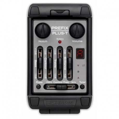 Prefix Plus-T Preamp - Narrow Format