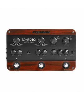 ToneDEQ AFX Preamp, EQ and DI with Dual Effects