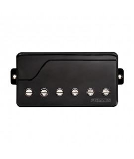 Fluence Devin Townsend Humbucking Pickup Set - Black Nickel