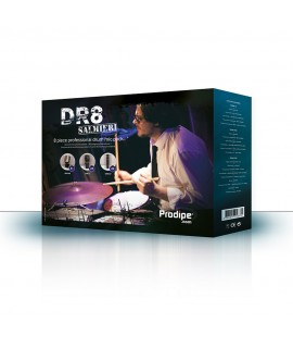 DR8 Set Of 8 Mic.
