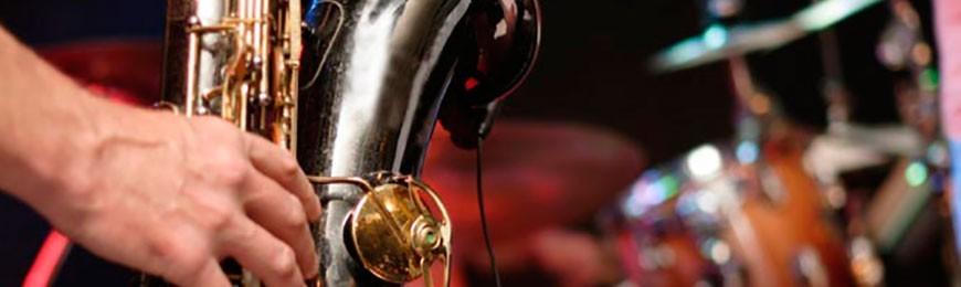 Micrófonos Instrumentos