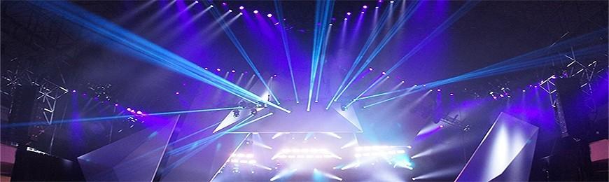 Cabezas Móviles LED