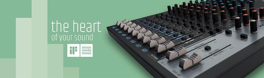 Consolas Mixer