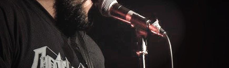 Atriles Micrófono / Caja